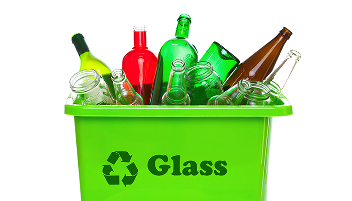Glass Recycling: Back our Campaign!