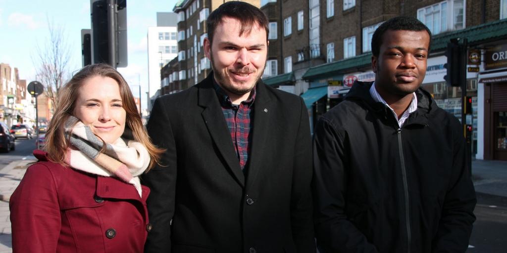 Streatham Wells ward candidates for Lambeth council