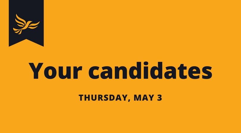 Lambeth 2018 candidates