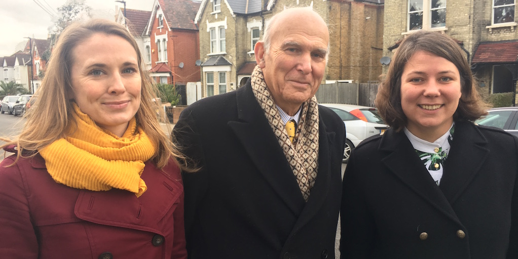 New challengers step forward to represent the Liberal Democrats in Streatham and Vauxhall