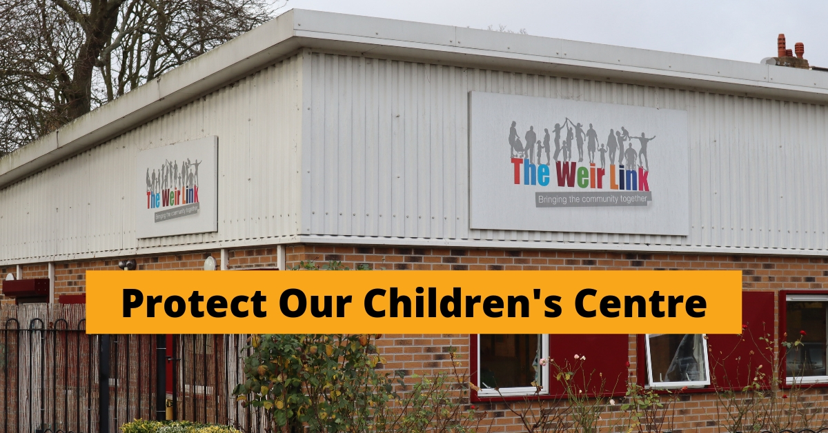 Save Children's Centres