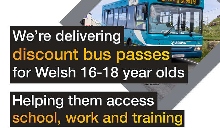 Welsh Liberal Democrat bus discount scheme will help young people access work