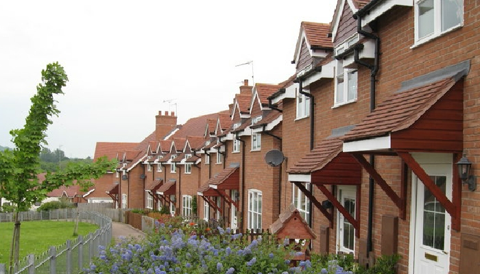 Build 20,000 new affordable homes