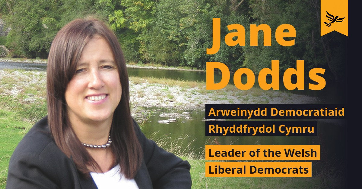 Jane Dodds elected to lead Welsh Lib Dems to