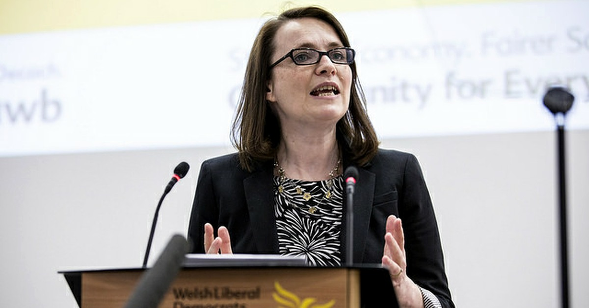 Kirsty Williams announces £14 million for school repairs