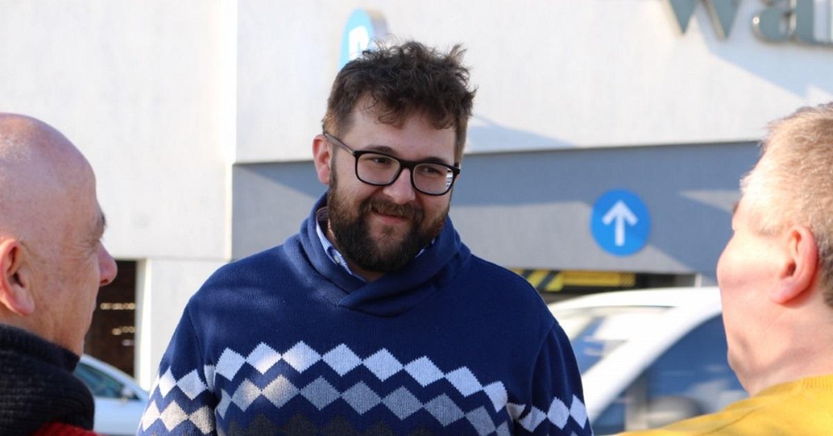 Welsh Lib Dems Announce Ryan Jones as Candidate for Newport West
