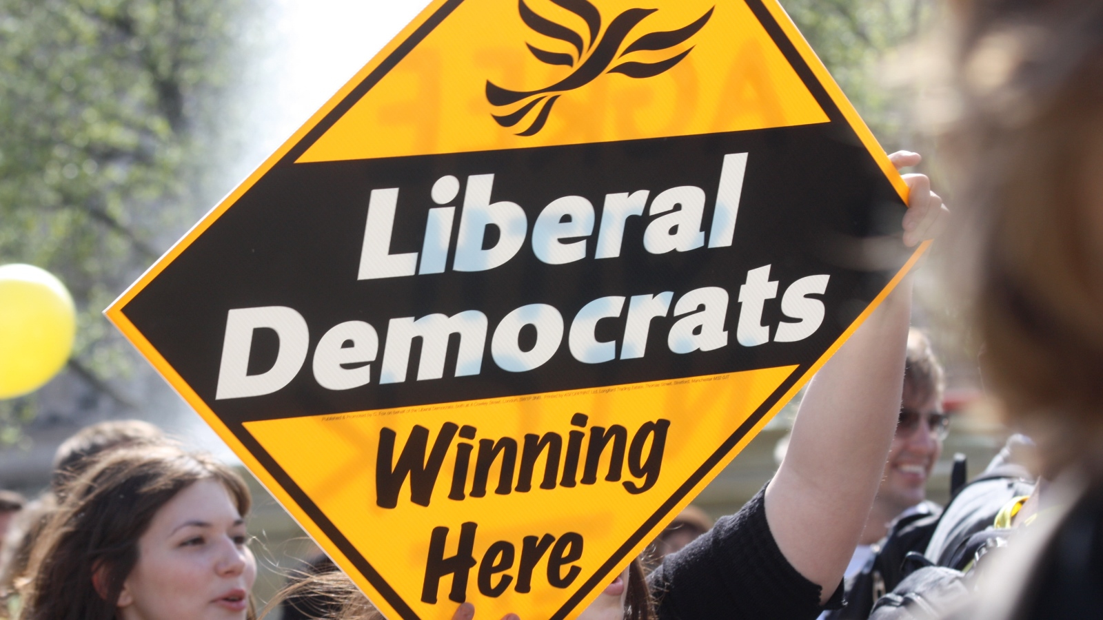 Welsh Liberal Democrats Volunteer Awards 2019