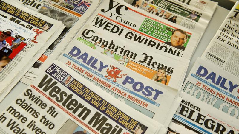 Job losses at Media Wales pose big threat to Welsh media