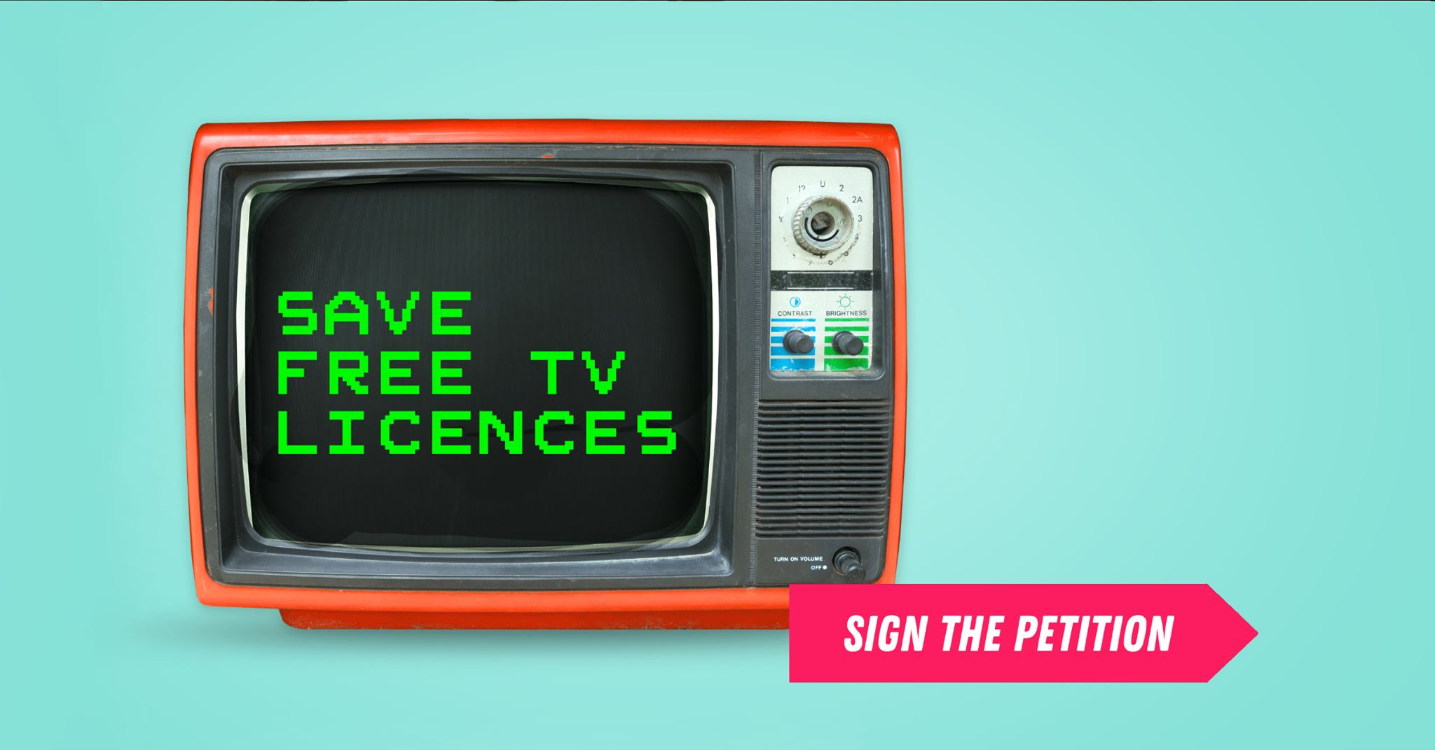 Save Free TV Licences!