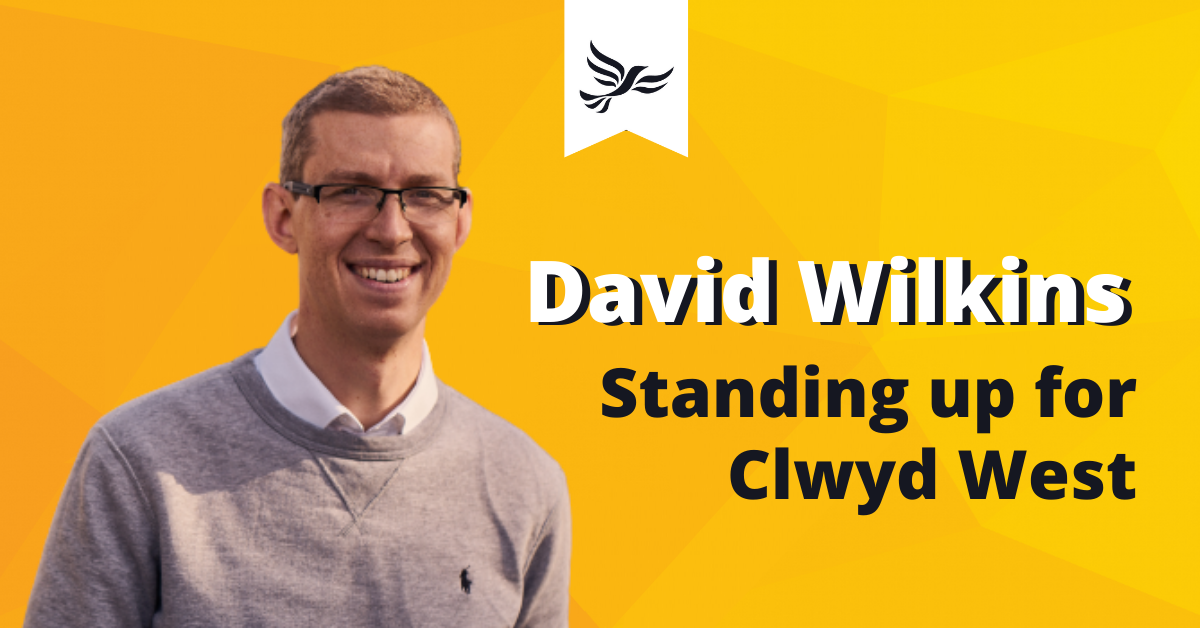 David Wilkins selected to fight Clwyd West
