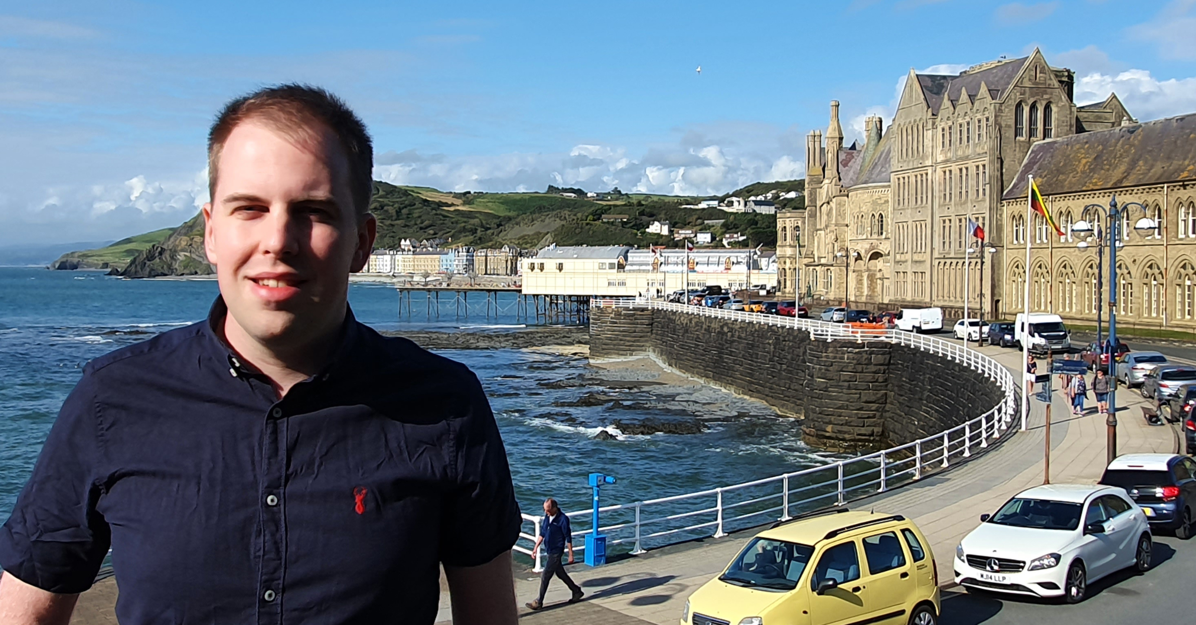Cadan ap Tomos to fight for Ceredigion for Welsh Lib Dems