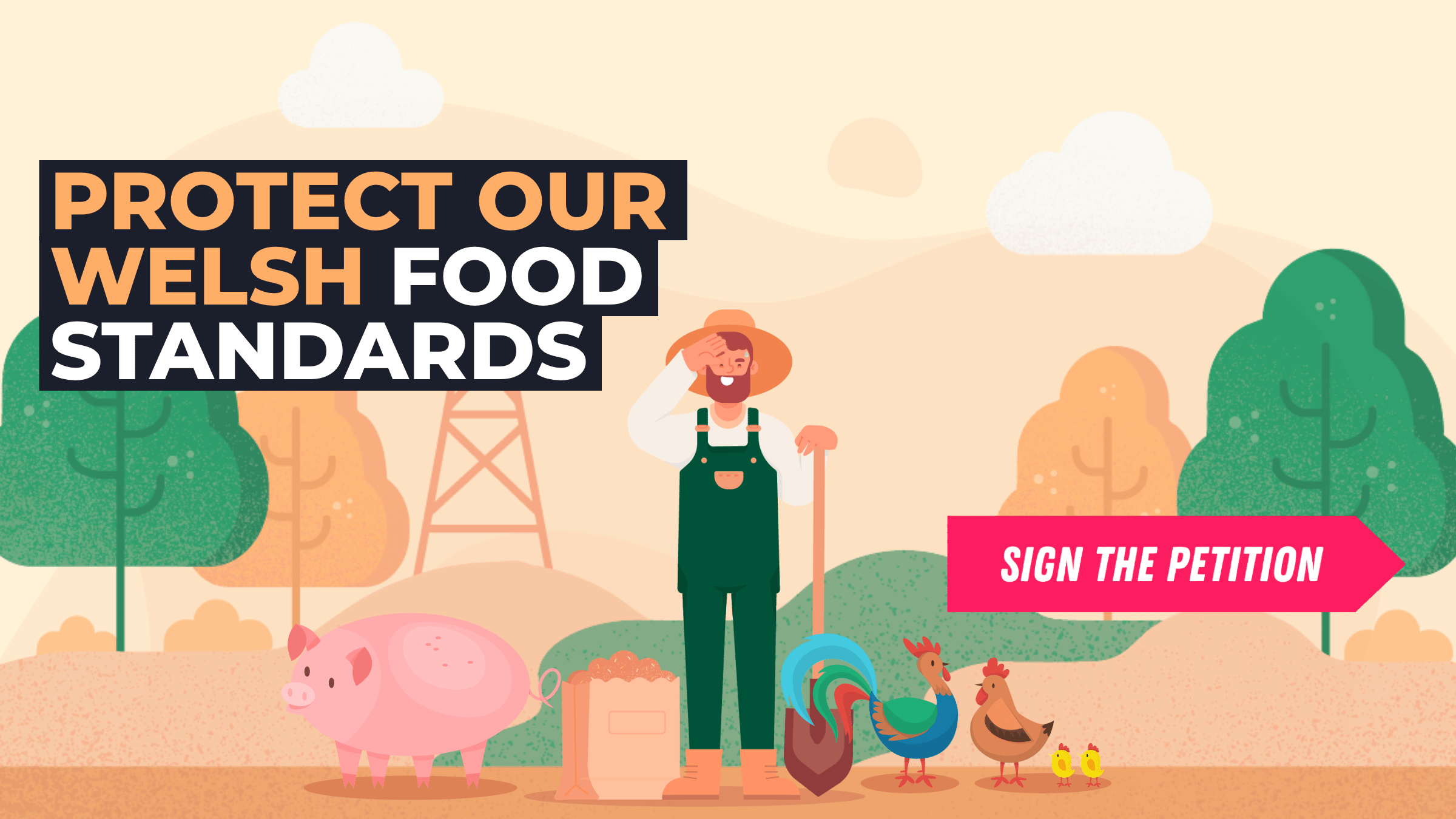 Protect our Welsh Food Standards