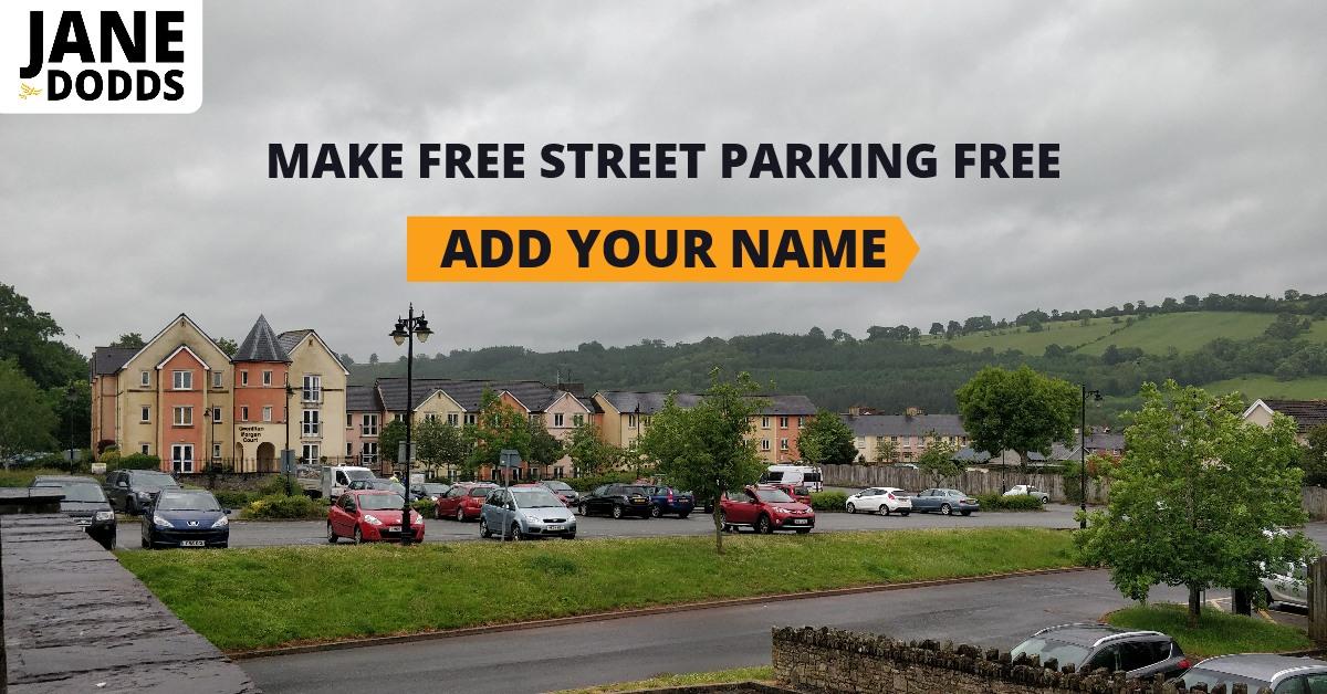 Free Street Car Park