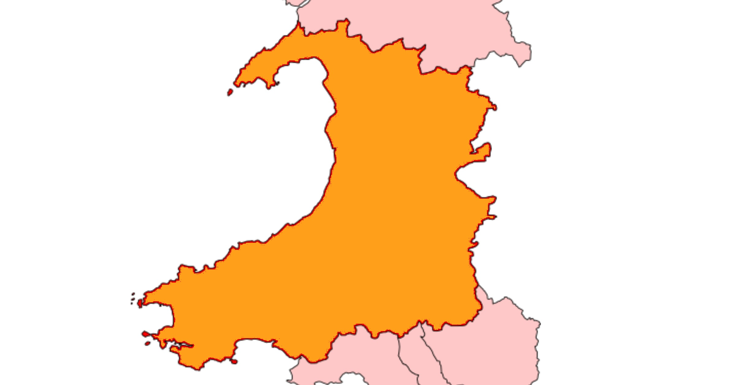 Mid and West Wales