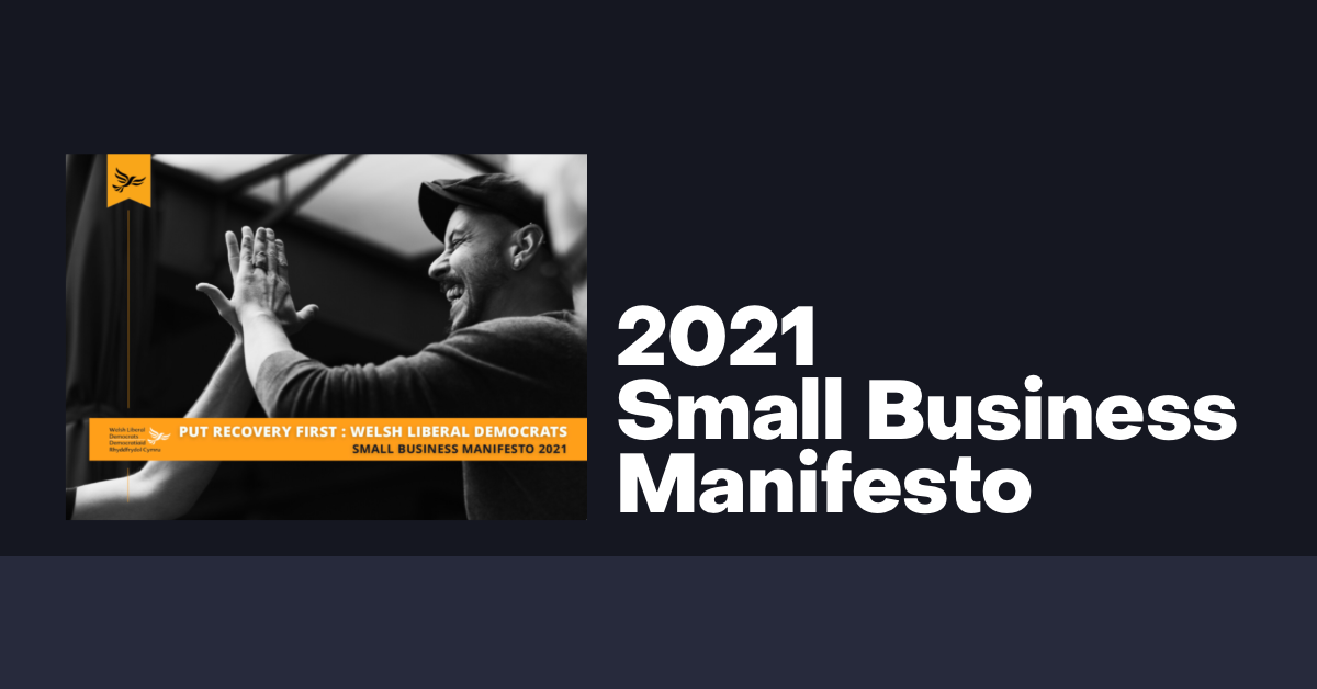 Small Business Manifesto