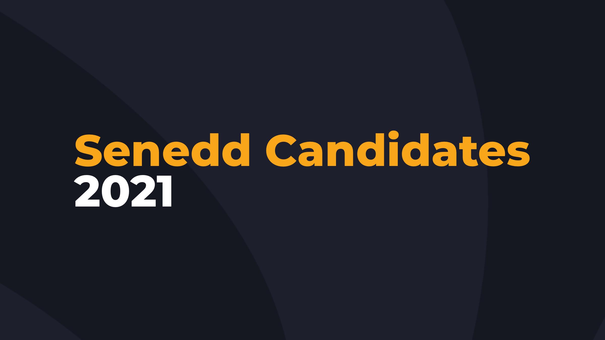 Senedd Candidates