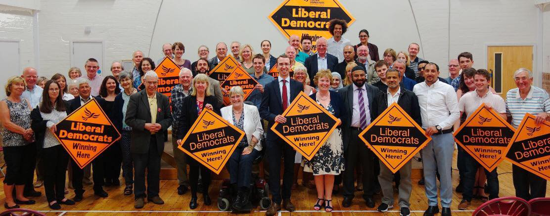 Peter Taylor selected as Lib Dem mayoral candidate