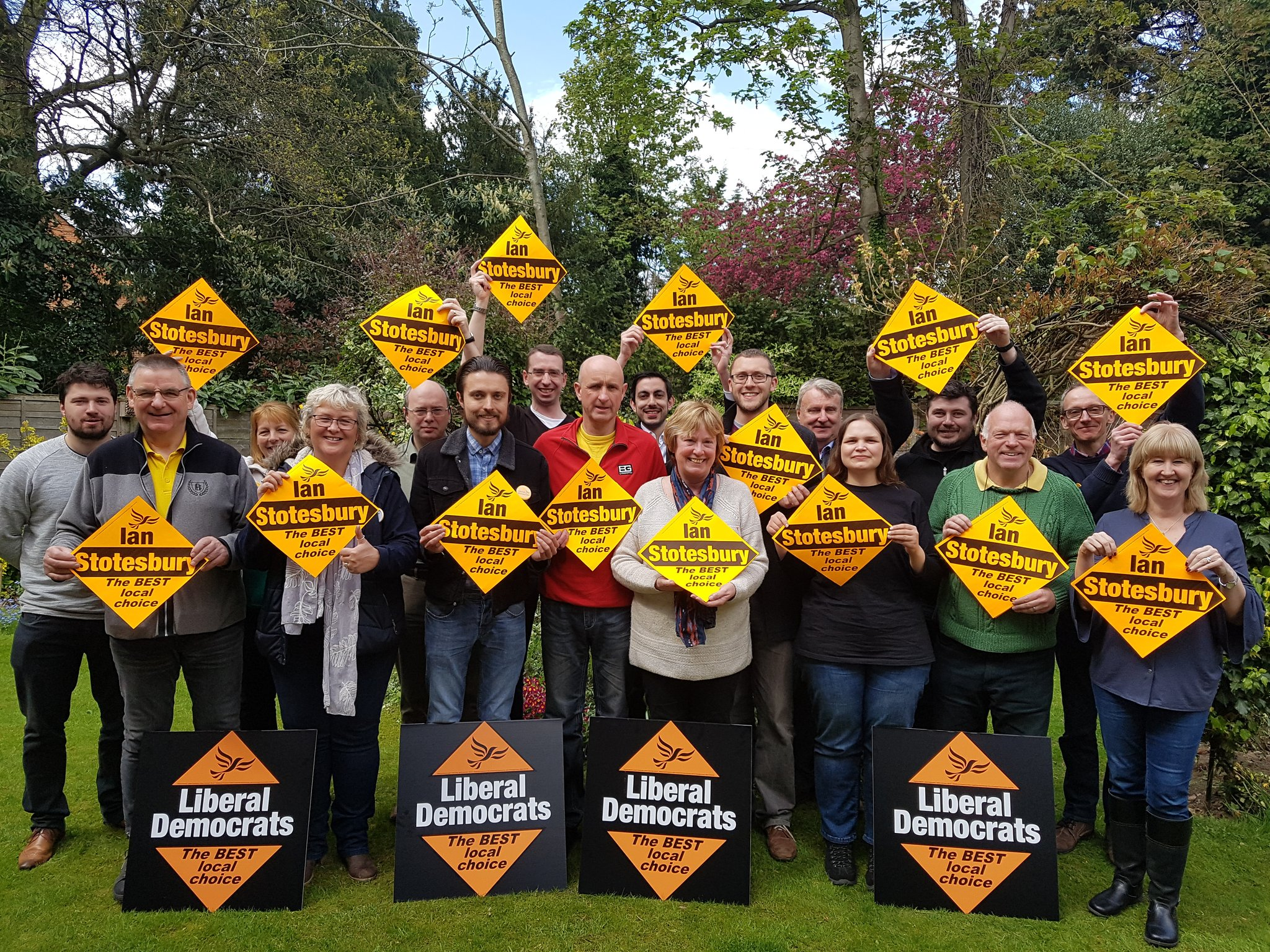 12 ways to volunteer with your Watford Liberal Democrats