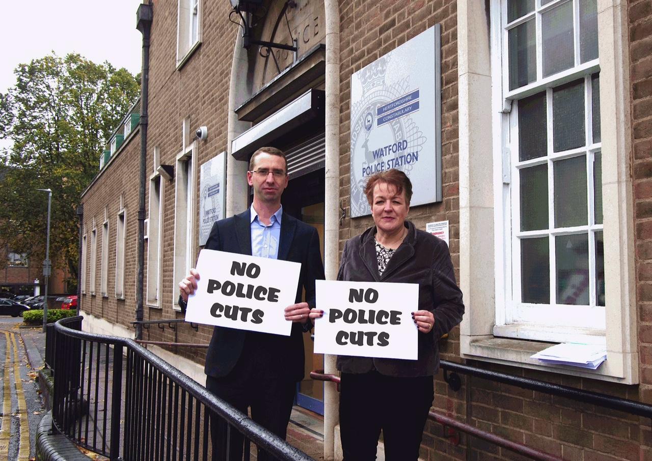 More Police Campaign
