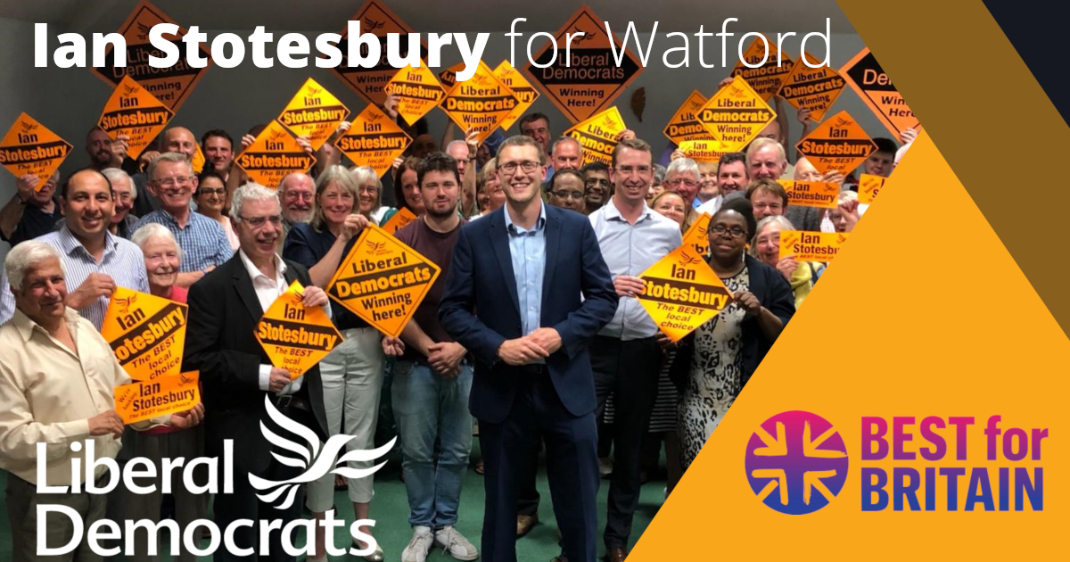 Ian is best for Britain's recommendation for Watford