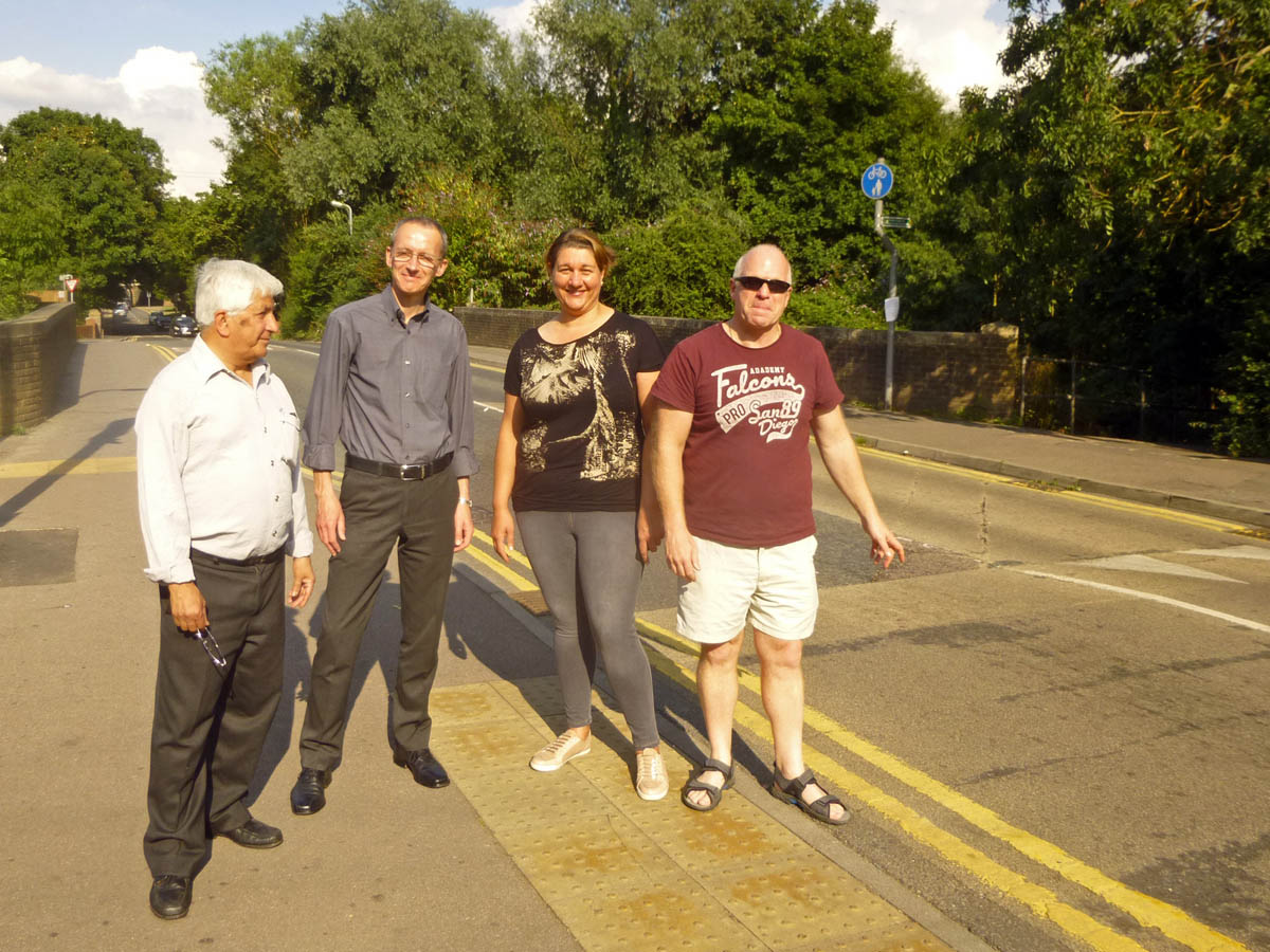 Busy Water Lane to get a safe pedestrian crossing