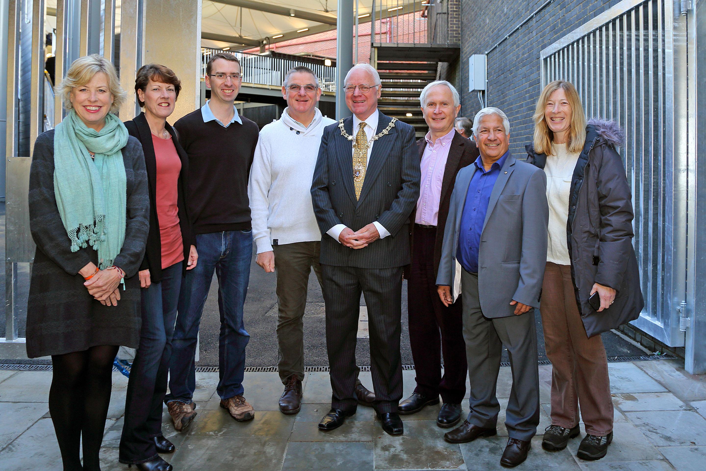 New Watford Market Brings Trade to Town