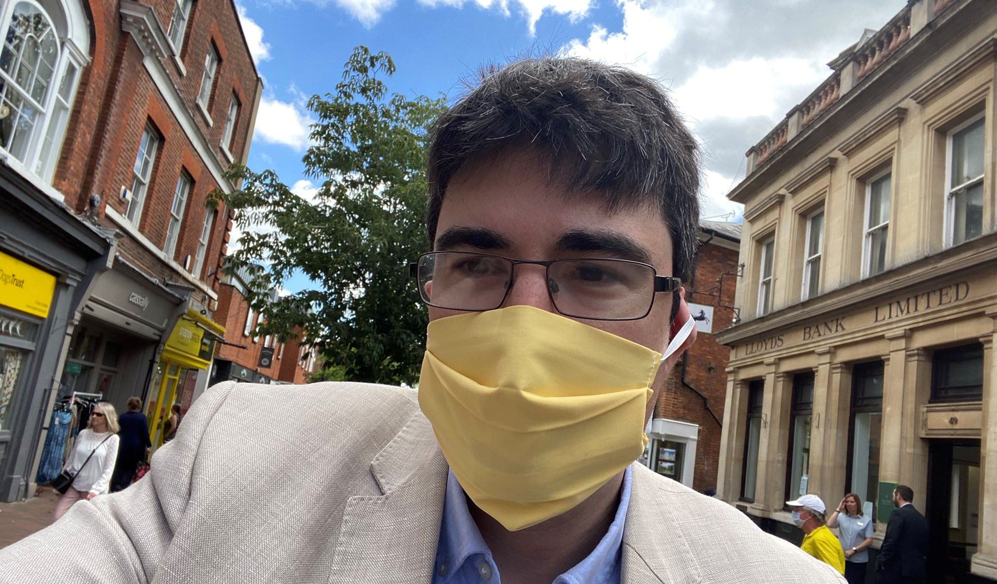 Fighting the pandemic locally