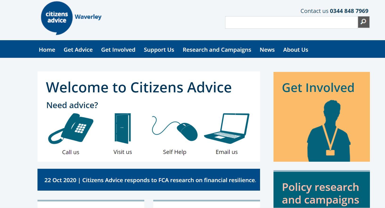 Citizens Advice Waverley