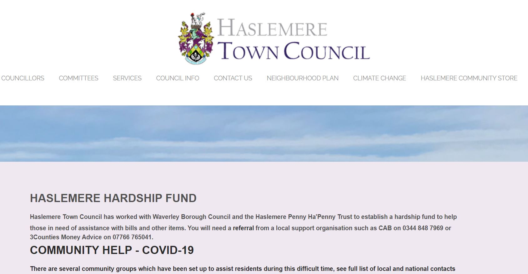 Haslemere Town Council