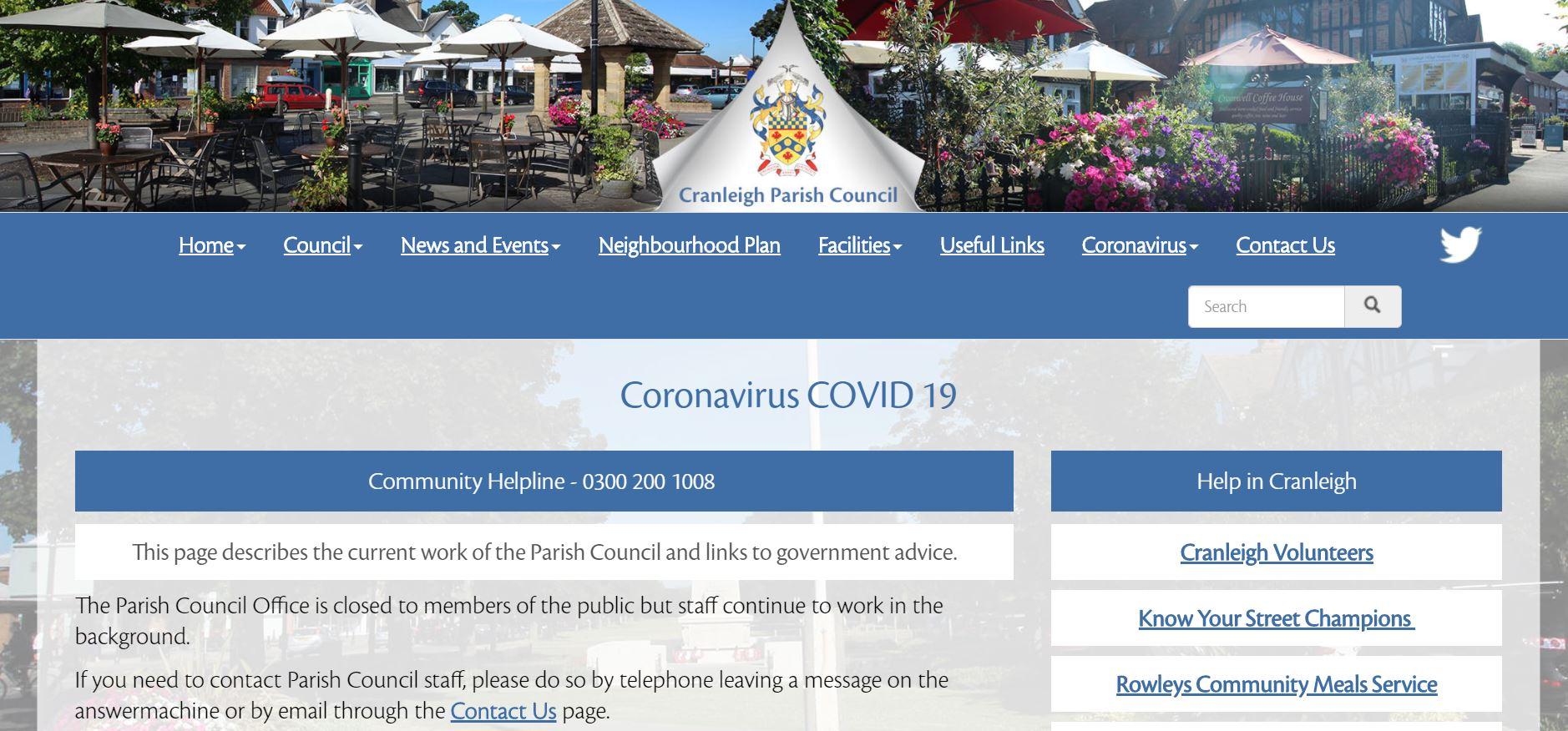 Cranleigh Parish Council