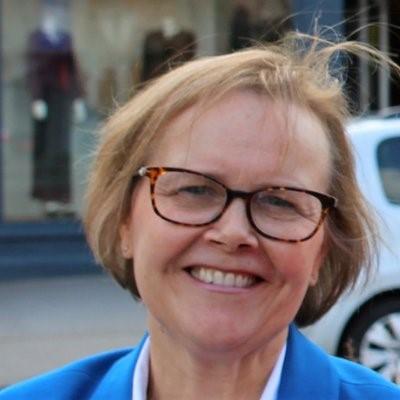 Cllr Liz Townsend