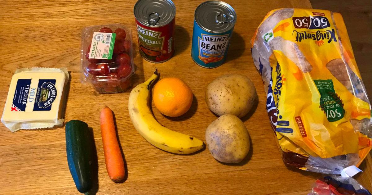 Free school meals shock