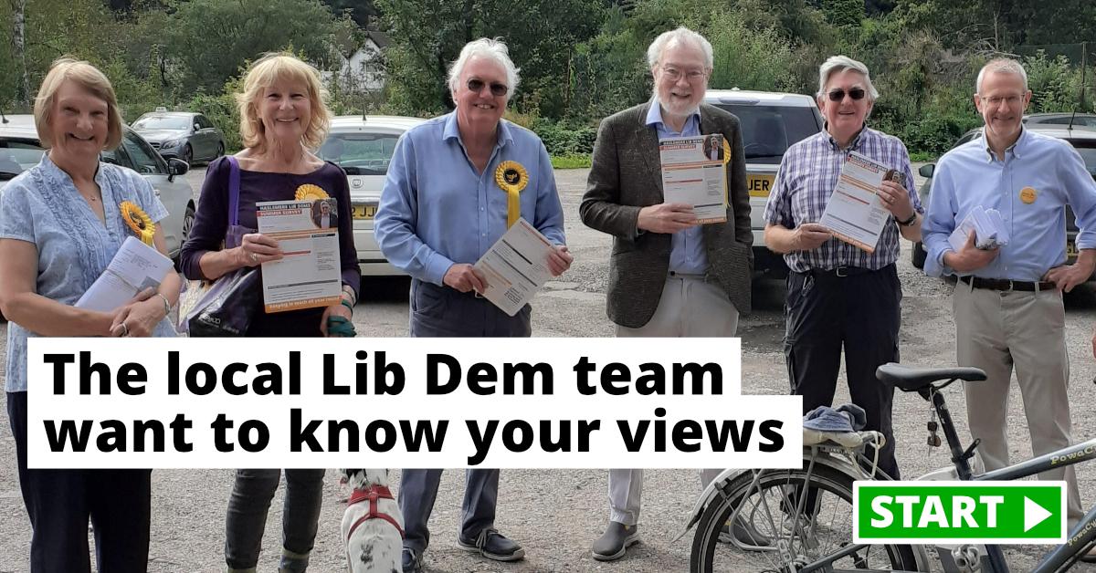 Residents' Survey