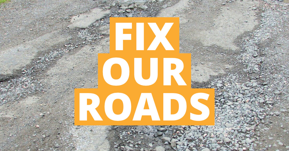 Potholes: