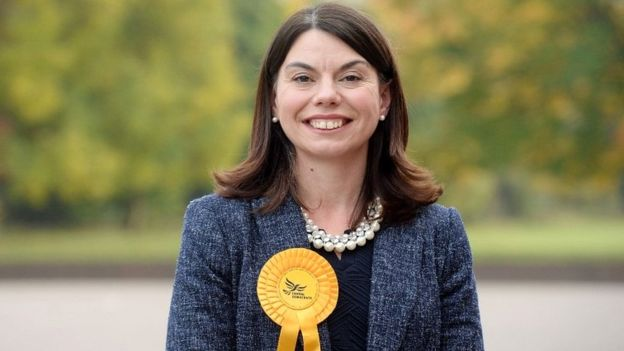 Sarah Olney, Liberal Democrat MP