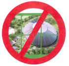 Stop incinerator