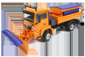 gritter truck