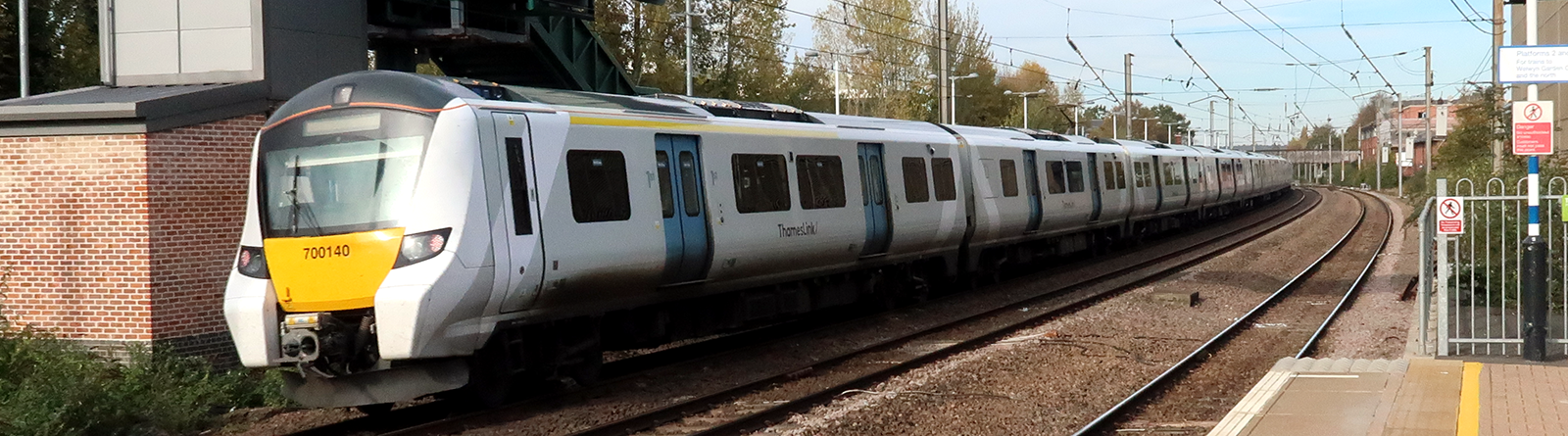 Rail Fares Up; Service Still Down