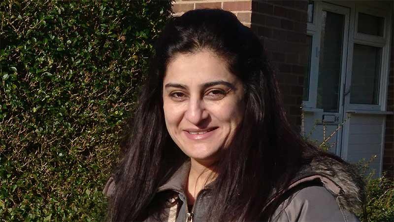 Ayesha Rohale