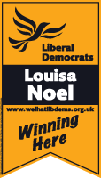 Louisa Noel - Winning Here