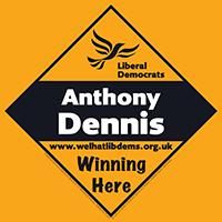 Anthony Dennis - Winning Here