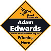 Adam Edwards - Winning Here
