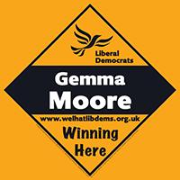 Gemma Moore - Winning Here