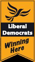 Lib Dems - Winning Here
