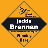 Jackie Brennan - Winning Here