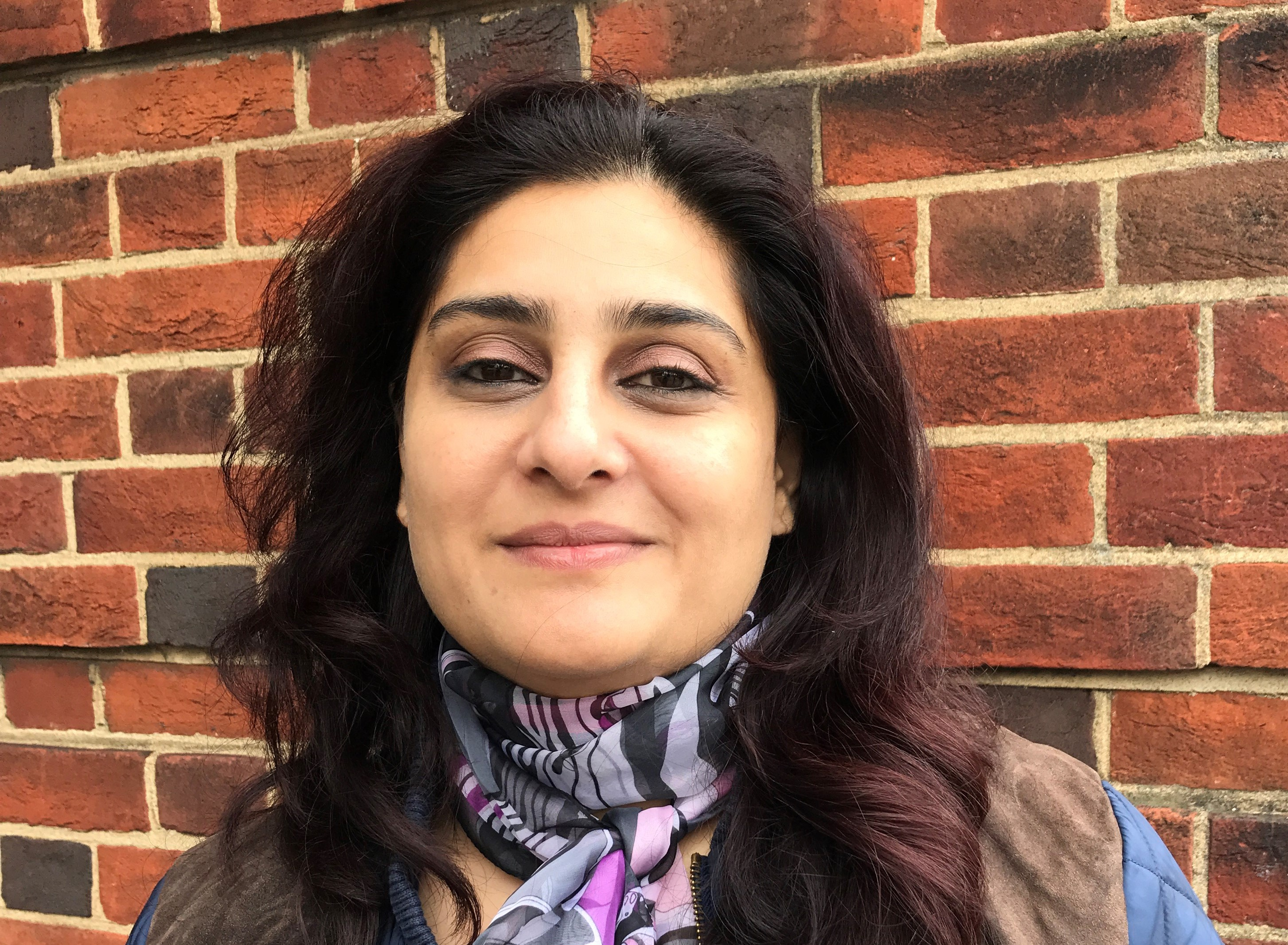Ayesha Rohale, Candidate for Haldens Division