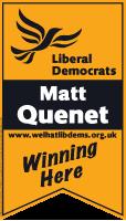 Matt Quenet - Winning Here