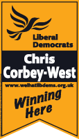 Chris Corbey-West - Winning Here