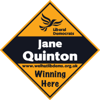 Jane Quinton - Winning Here