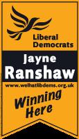 Jayne Ranshaw - Winning Here